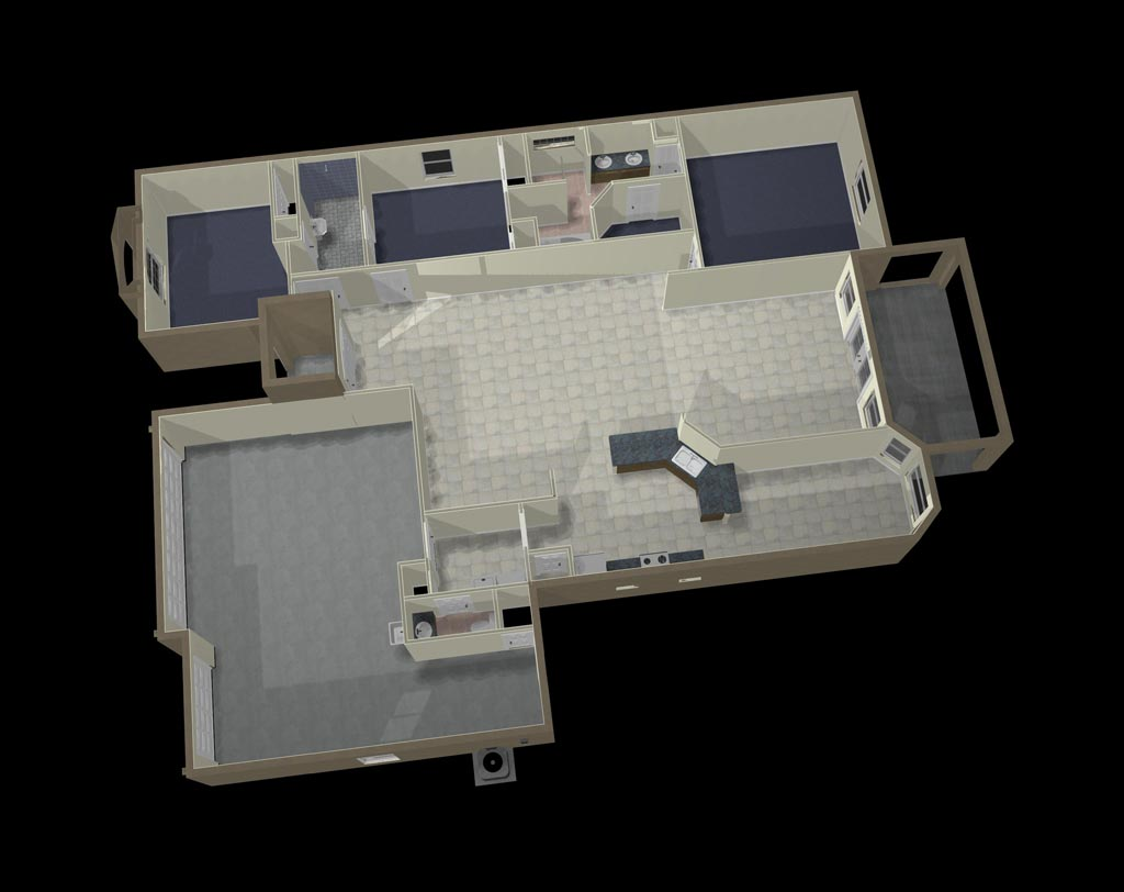 Custom CAD Render